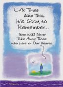 At Times Like These Sympathy Card